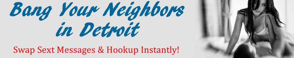 Detroit Hookups
